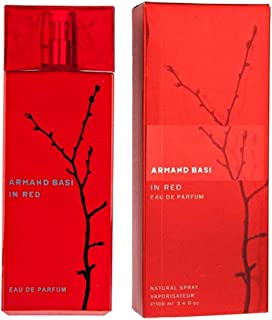 In Red by Armand Basi for Women Eau de Parfum 100ml