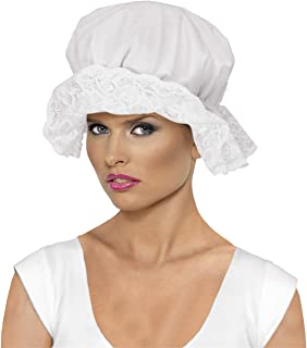 victorian mop cap