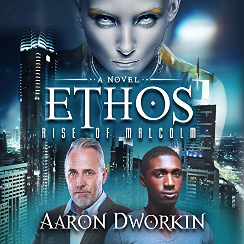 Ethos: Rise of Malcolm audiobook cover art