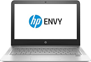 "HP Envy Laptop, 13.3"" QHD+ IPS Display (3200 x 1800), Intel Core i7-6500U(2.5GHz), 8GB RAM, 256GB Solid State Drive, Bluet..."
