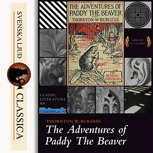 The Adventures of Paddy the Beaver Titelbild