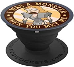 Rick and Morty Summer Monster - PopSockets Grip and Stand for Phones and Tablets