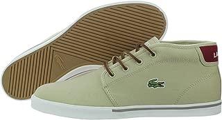 Ampthill TBR SPM CNV 7-29SPM0008NR2 Men's Chukka Fashion Casual Shoes, Natural / Dark Red, 10.5 US