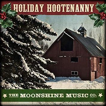 The Moonshine Music Co: Holiday Hootenanny