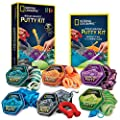 NATIONAL GEOGRAPHIC Mega Slime Kit & Putty Lab by NATIONAL GEOGRAPHIC