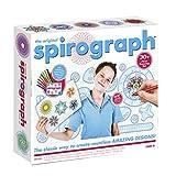 SPIROGRAPH Kit Herramienta para Dibujo geométrico. Incluye + de 30 Accesorios y 8 rotuladores. A Partir de 8 años. Ref. 41235 (Fábrica de Juguetes
