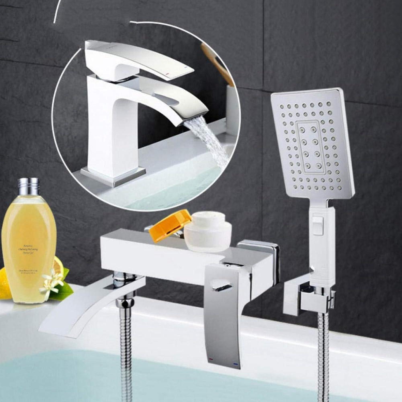 Gorheh Hochwertige Wasserfall Bad Waschbecken Wasserhahn Mixer Toilette Waschbecken Duscharmaturen Und Waschbecken Wasserhahn
