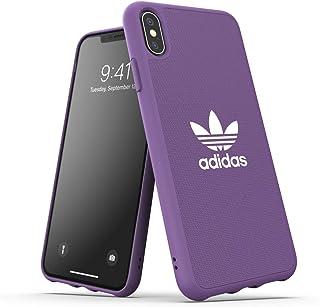adidas Originals Funda iPhone XS MAX Fabric Molded - Active Purple