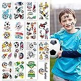 Sunshine smile 15Blätter Tattoo,Cartoon Tattoos Set,Temporäre Tattoos,Tattoo Kinder,Kinder Tattoo...