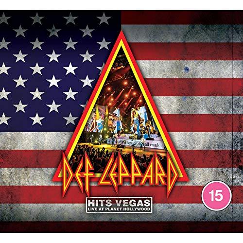 Hits Vegas, Live At Planet Hollywood (Vinyl Blue Transparent Limited Edt.)