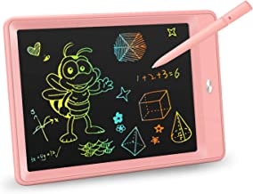 KOKODI LCD Writing Tablet, 10 Inch Colorful Toddler Doodle Board Drawing Tablet, Erasable Reusable Electronic Drawing Pads...
