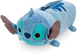 Disney Stitch ''Tsum Tsum'' Plush Pencil Case