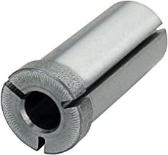 Whiteside Router Bits 6400 Steel Router Collet with 1/4-Inch Inside Diameter and 1/2-Inch Outside Diameter