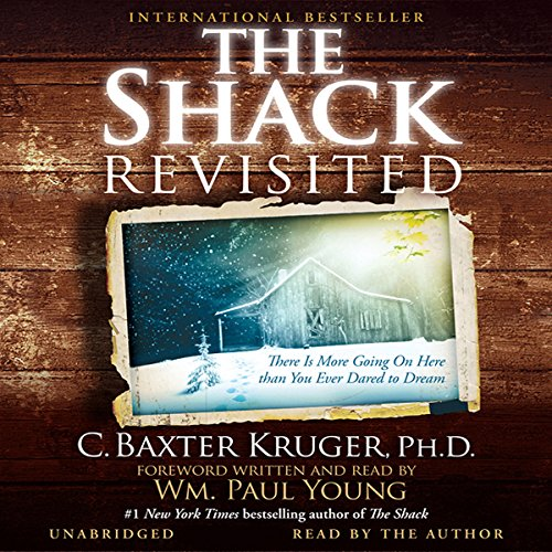 The Shack Revisited audiobook cover art