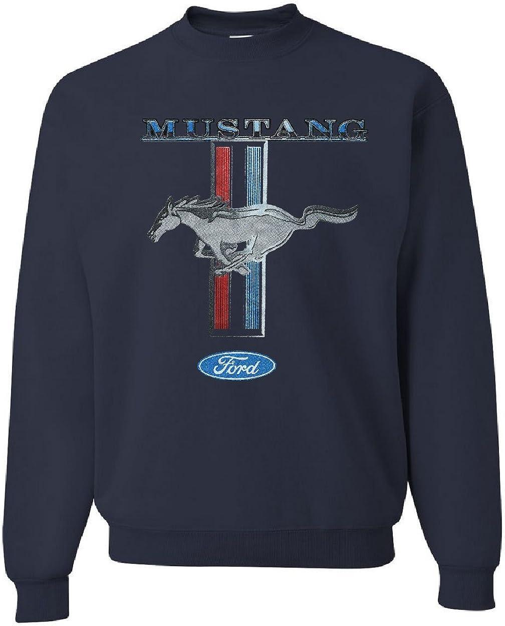 Bombing new work Ford Mustang High order Classic Sweatshirt GT Cobra 302 Sweater Mach 1 Boss