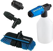 Nilfisk Click&Clean accessoireset voor voertuigreiniging voor hogedrukreinigers, compatibel met Nilfisk hogedrukreinigers,...