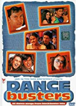 Various Artists - Dance Busters: 40 Video Clips (Bollywood) [Alemania] [DVD]