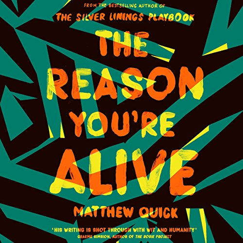 The Reason You're Alive audiobook cover art