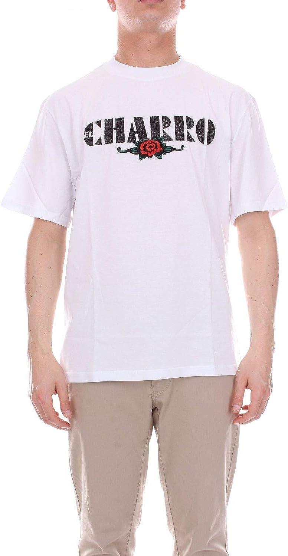 M1992 Men's M04U0706PWHITE White Cotton TShirt
