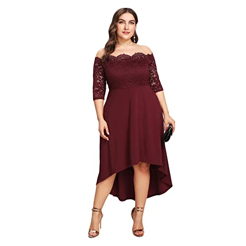 Plus Size Special Occasion Dresses Amazon Com