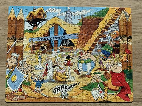 Kinder Überraschung Maxi Ei Puzzle von Asterix und die Römer mit Beipackzettel aus dem Jahr 2000 (150 Teile)