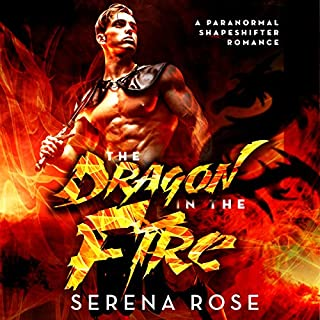 The Dragon in the Fire cover art