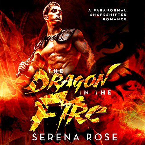 The Dragon in the Fire audiobook cover art