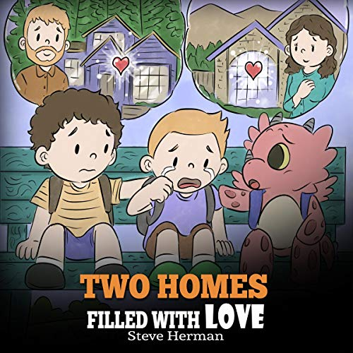 Two Homes Filled with Love cover art