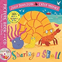 Sharing a Shell: Book and CD Pack (Julia Donaldson/Lydia Monks)