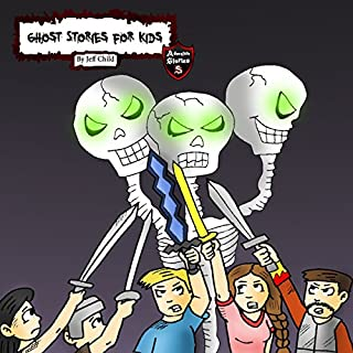 Ghost Stories for Kids audiobook cover art