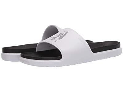 Hush Puppies Bouncers Slide (White) Shoes