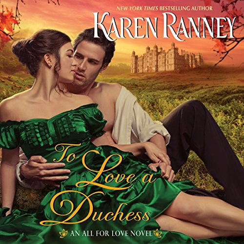 To Love a Duchess audiobook cover art