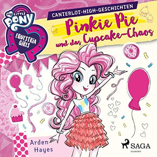 Pinkie Pie und das Cupcake-Chaos Titelbild