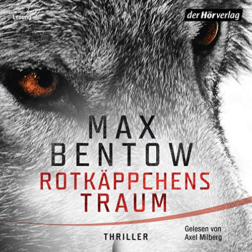 Rotkäppchens Traum audiobook cover art