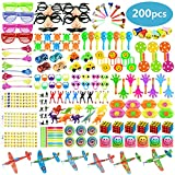 200 PCS Party Favors Toy Assortment for Kids,Carnival Prizes and School...