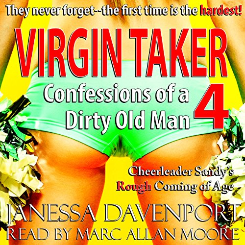 Virgin Taker: Confessions of a Dirty Old Man 4 cover art