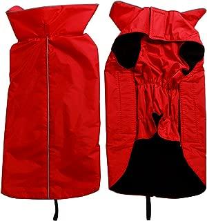 warm whippet coats