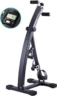 Stepper, Ultra Mute Adjustable Made of Steel Mini Exercise Bike/Pedal Stepper Exerciser for Rehabilitation Training Fitnes...