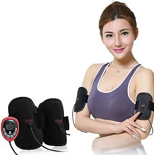 RanBow 痩せ二の腕 二の腕サポーター EMS振動ベルト ダイエットサポーター 美腕ベルト 痩せ腕ベルト 二の腕用ベルト 二の腕シェイプアップベルト ダイエット器具 巻くだけダイエット/二の腕引き締め/二の腕細く見える/二の腕スリム/二の腕痩せ/二の腕シェイプ/二の腕脂肪燃焼/二の腕血行促進
