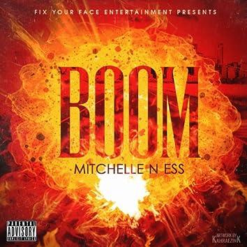 Boom (Remix) [feat. ILL G & LIKA V.] - Single
