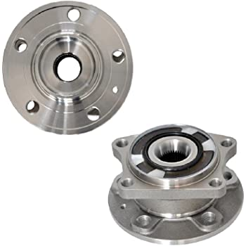 For 2003-2014 Volvo XC90 AWD Model/<REAR PAIR />Wheel Hub Assembly Replacement 2pc