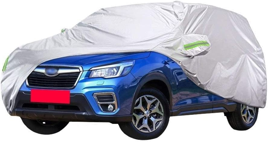 Car Cover Compatible Easy-to-use with Subaru Full New item Justy Cov Exterior Special