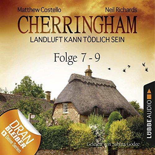 Cherringham - Landluft kann tödlich sein, Sammelband 3 Titelbild