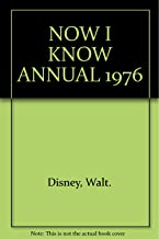 NOW I KNOW ANNUAL 1976
