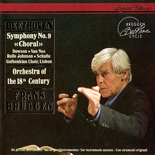 Frans Brüggen, Lynne Dawson, Jard van Nes, Anthony Rolfe Johnson, Eike Wilm Schulte, Coro Gulbenkian & Orchestra Of The 18th Century