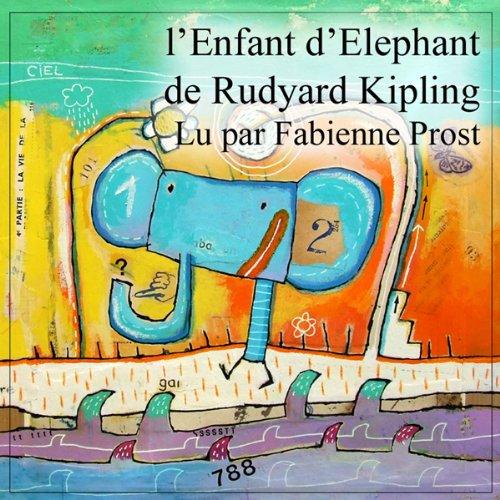Couverture de L'Enfant d'Eléphant