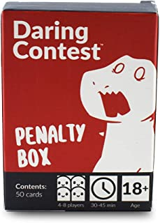 Daring Contest Penalty Box Expansion, White