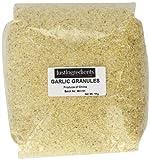 JustIngredients Essential Garlic Granules Ajo Granulado20/40Mesh - 1000 gr