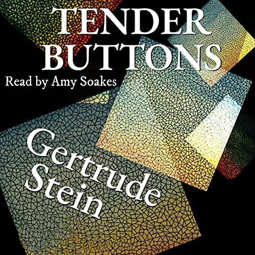 Tender Buttons cover art