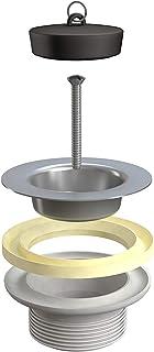 ablaufgarnitur 1 1/2 Siphonly Ablaufventil für Waschbecken | Ablaufstopfen für Waschtische | Waschbeckenstöpsel | 1 1/4 | Made in Italy